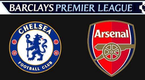 Chelsea vs Arsenal 2013