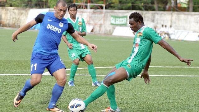 Dempo and Salgaocar will clash in the round