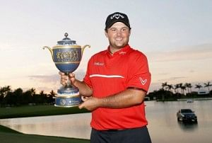 Patrick Reed, the youngest winner of a World Golf Championship event.