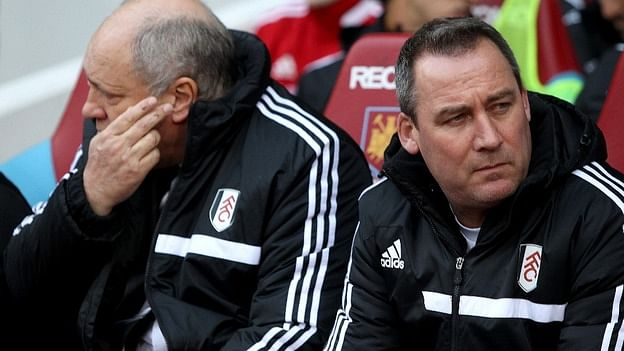 Martin Jol and Rene Meulensteen, casualties in the managerial merry-go-round at Fulham