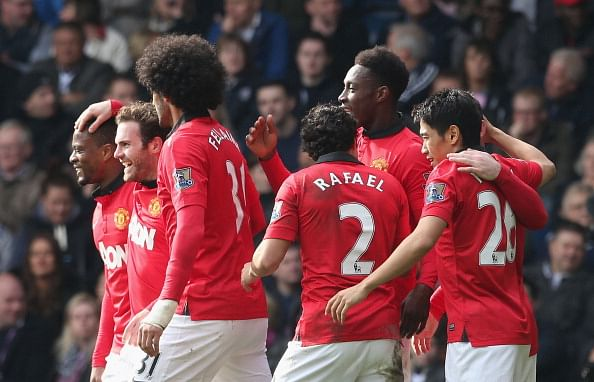 Manchester United were solid in their victory over West Brom
