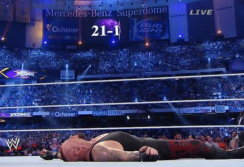21 - 1 - The Undertaker
