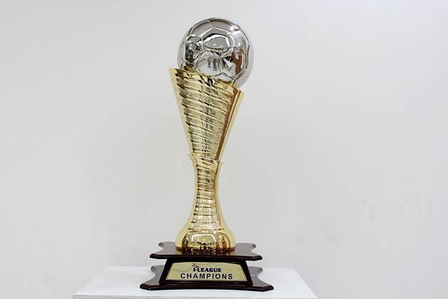 Bengaluru FC will be presented the trophy in Goa on Monday