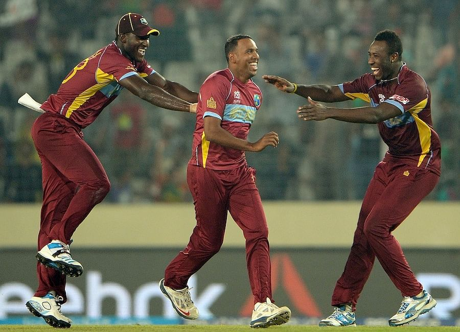 ICC World T20: West Indies record their largest victory in ...