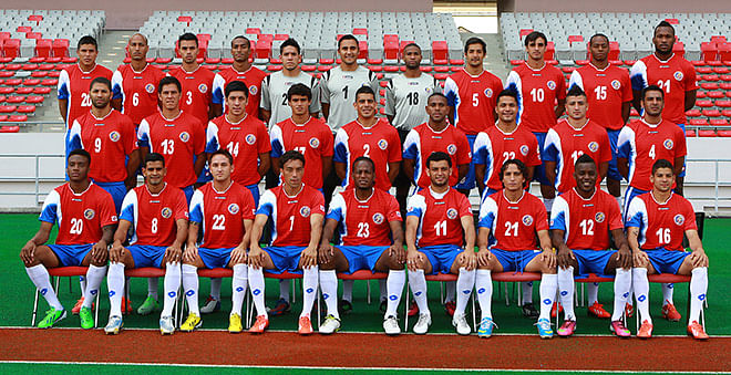 Costa Rica World Cup squad announced