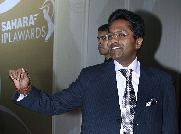 Indian Premier League (IPL) Chairman and Commissioner Lalit Modi attends an IPL awards ceremony in Mumbai late April 23, 2010.  The crisis in the Indian Premier League (IPL) has intensified as a growing rift between cricket chiefs threatened the future of the money-spinning tournament. At the centre of the controversy is Lalit Modi, the high-profile boss of the IPL, which is facing a tax probe amid allegations from the political opposition that the league was a front for money laundering and illegal betting. The Indian cricket board (BCCI), which owns the IPL, has called a meeting of the tournament