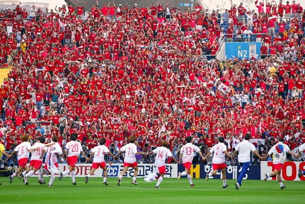 Iconic World Cup Moments South Korea S Dream Run In The 2002 Fifa World Cup