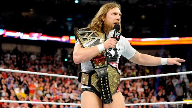 Image result for daniel bryan wwe champion
