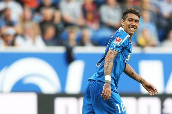 Rumour: Liverpool set to open talks with Hoffenheim star Roberto Firmino