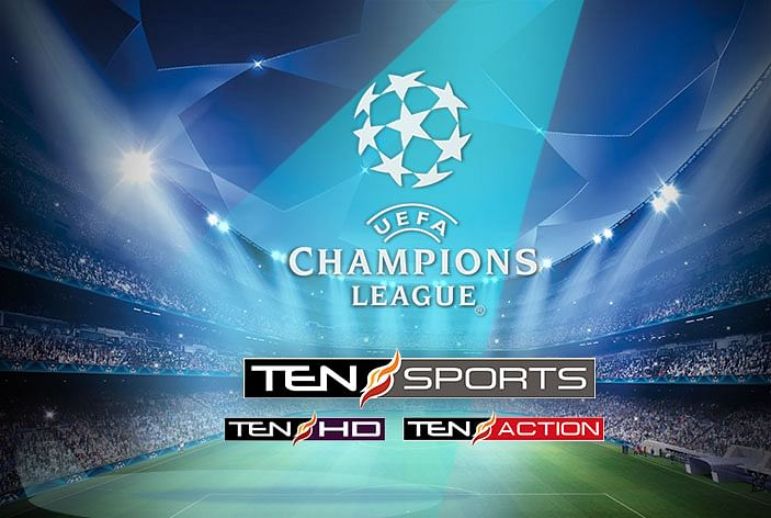 Ten Sports extend UEFA contract for Champions League and Europa League  until 2018