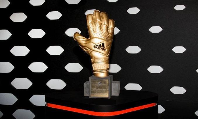 Golden Glove trophy