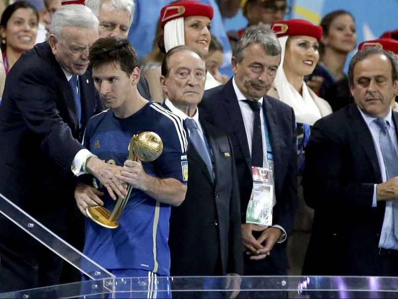 Did Lionel Messi Really Deserve To Win The Golden Ball Award