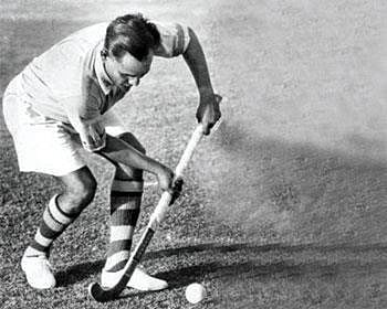 Dhyan Chand The hockey wizard