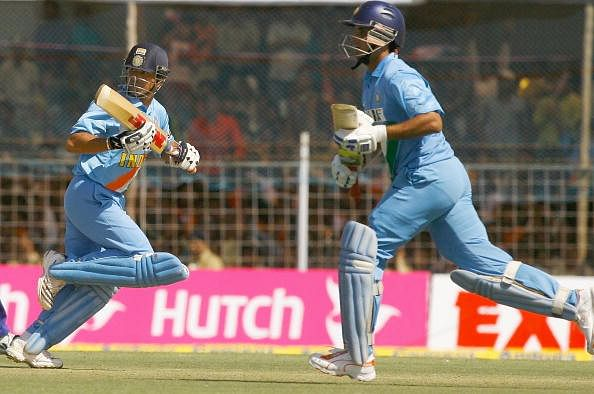 Tendulkar and Ganguly is the most successful opening pair in ODIs
