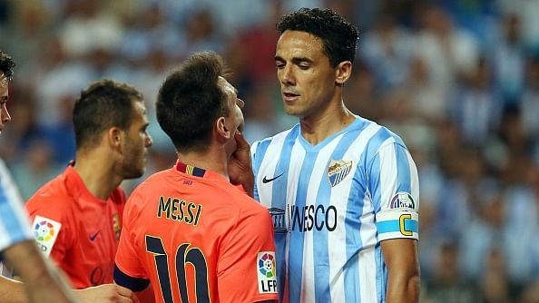 Did Weligton Oliveira Deserve A Red Card For Grabbing Lionel Messi And Pushing Him Down