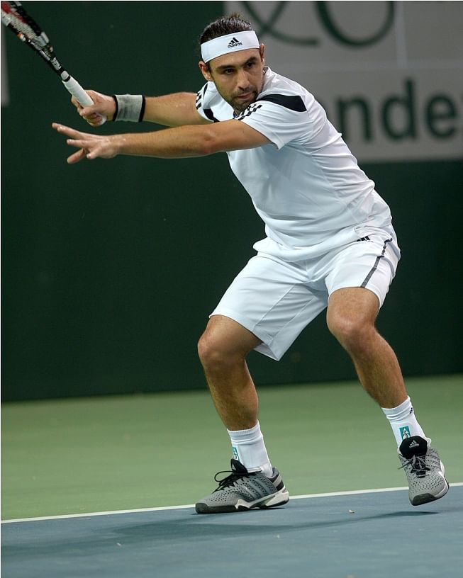 Marcos Baghdatis provided the finishing touches to Rendezvous Sport Pune Marathas' 26-20 win