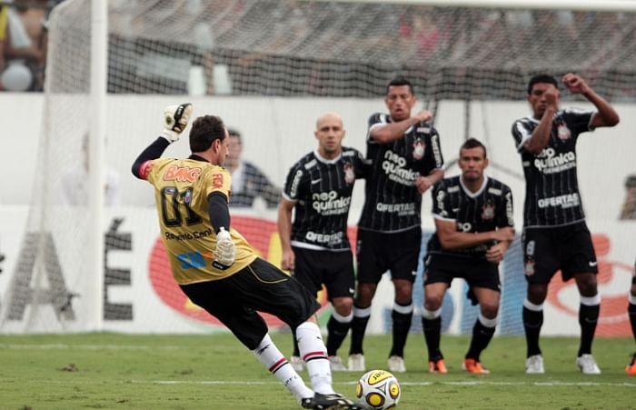 Rogerio Ceni was a goalscoring goalkeeper