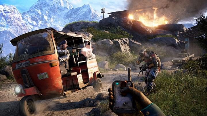 Far Cry 4 Full Trophy List For Ps4 Revealed