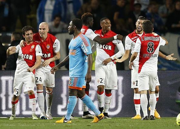 Monaco goal