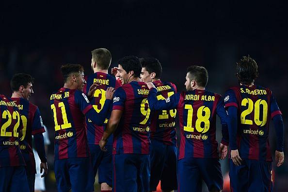 FC Barcelona v Elche FC - Zimbio  |Barcelona- Elche