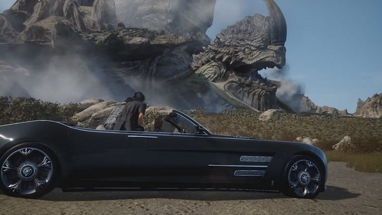 Final Fantasy XV release date for demo revealed.