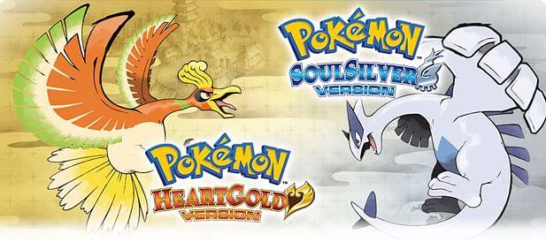 HeartGold and SoulSilver (Image via The Pokemon Company)