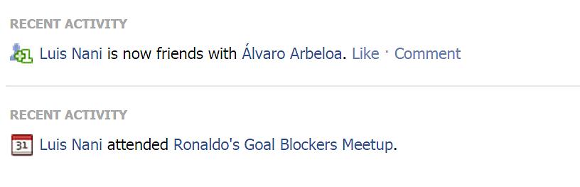 Nani and Arbeloa