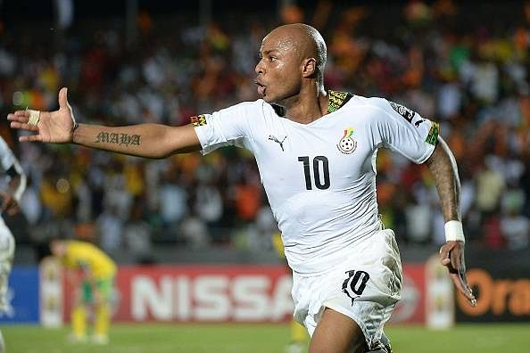Andre Ayew free agent