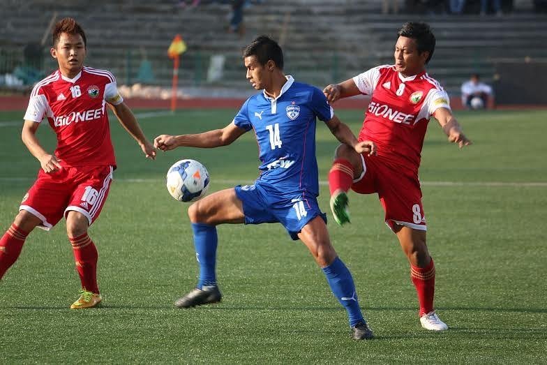 Bengaluru FC Shillong Lajong