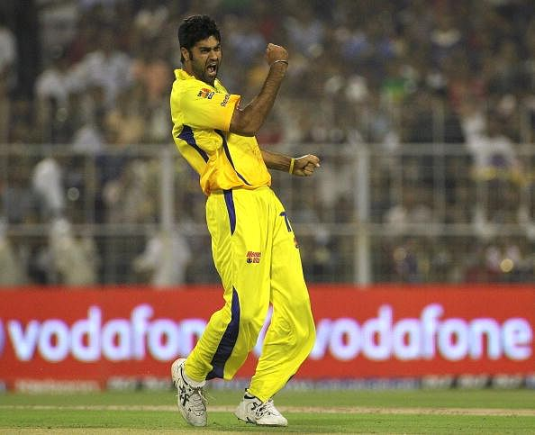 Manpreet Gony played for CSK in the IPL