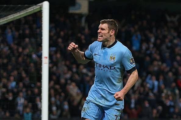 James Milner free agents 2015 summer transfer window