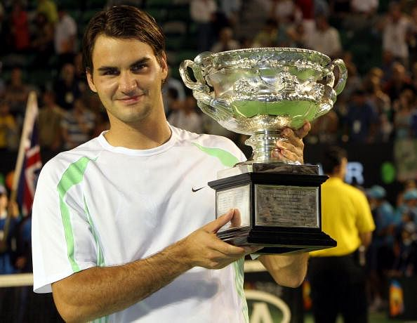 Federer won his 7th consecutive Grand Slam final at the 2006 Australian Open
