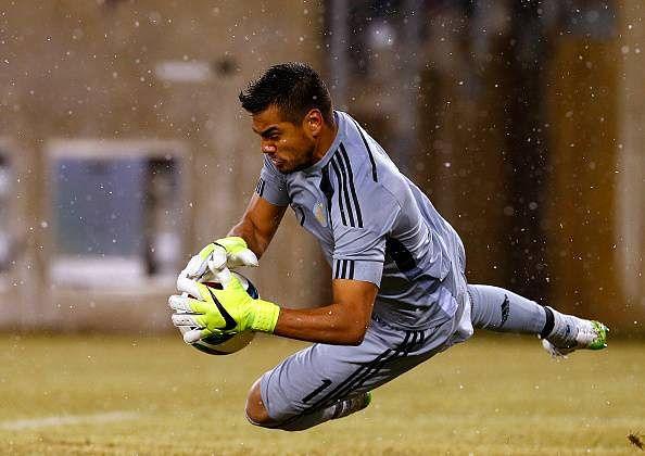 Sergio Romero free agent