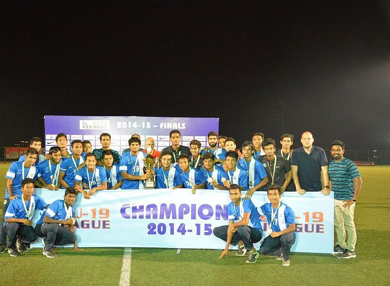 U19 I-League Champions