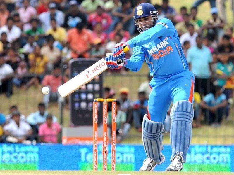 Virender Sehwag - The batsman who made brutality look beautiful