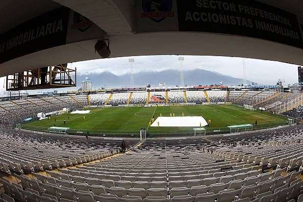 Estadio Monumental will play host to 2 group c matches