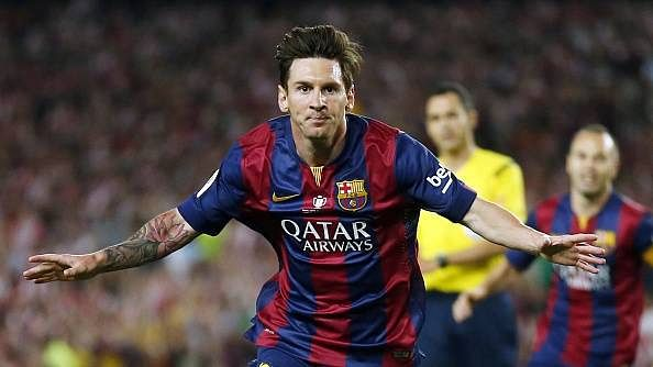 ESPN Sports science gives you in a scientific view of Messi