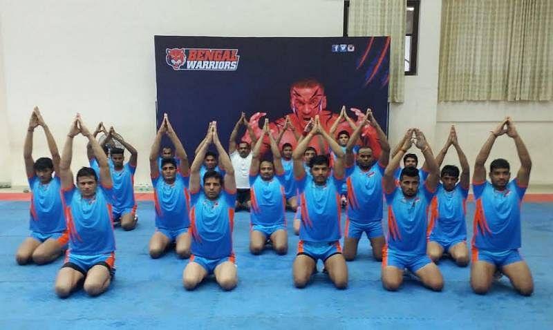 Bengal Warriors Yoga
