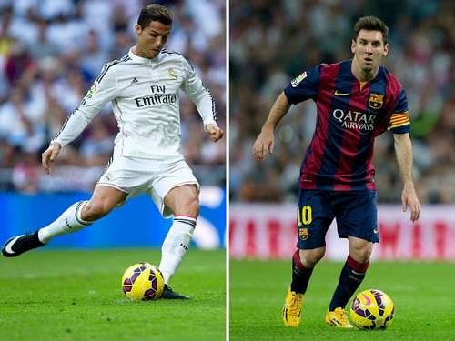 5 reasons why the Ronaldo-Messi rivalry is the greatest in ...