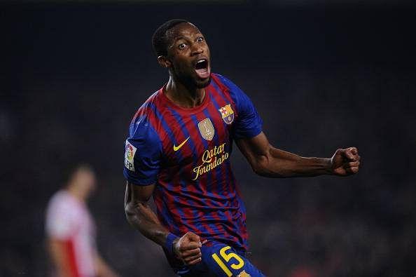 Seydou Keita was an unsung hero for Barcelona