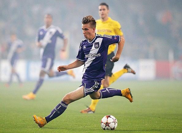 Dennis Praet Anderlecht