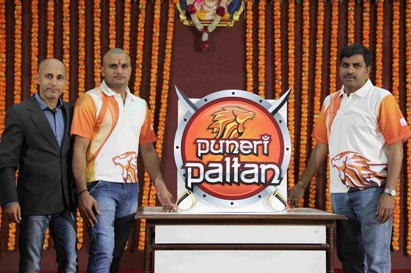 Ashok Shinde Puneri Paltan