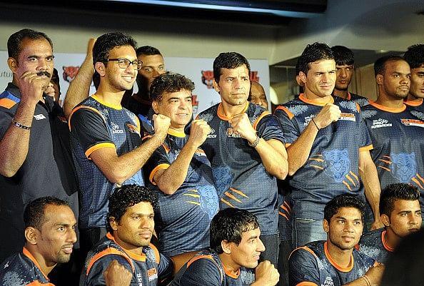 Bengal Warriors Dinesh Kumar