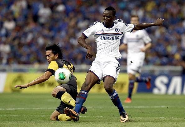 Bertrand traore Chelsea