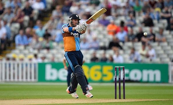 Hamish Rutherford Derbyshire Cricket.