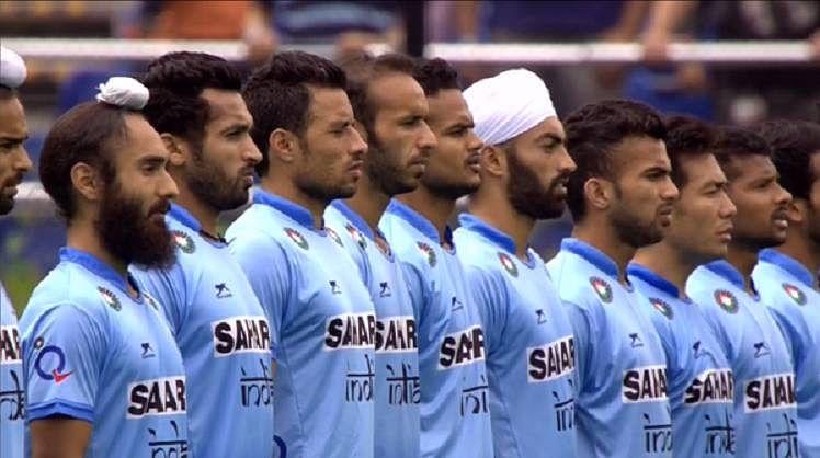 India hockey world league men