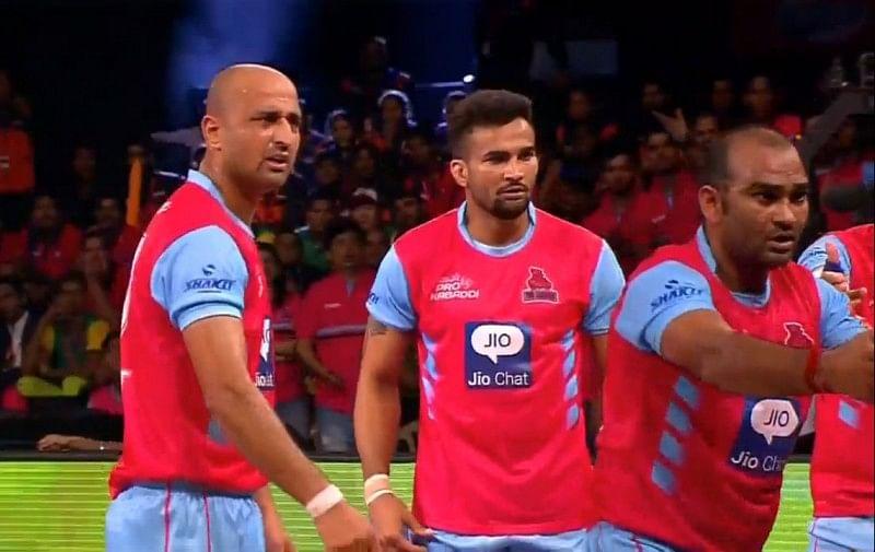 Jaipur Pink Panthers pro kabaddi