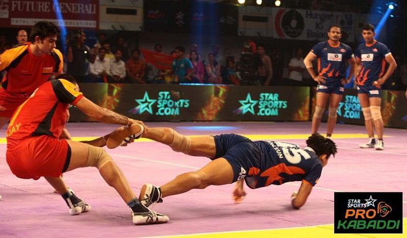 Kabaddi rules; Pro Kabaddi Star Sports