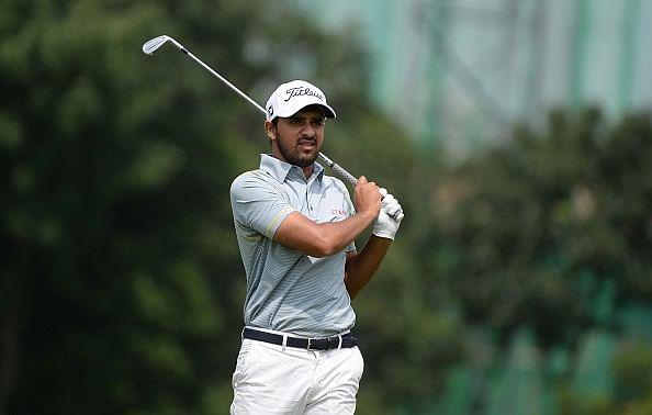 Khalin Joshi India Golf