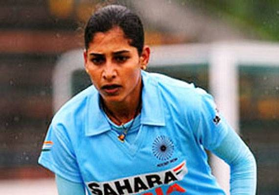 Ritu Rani India hockey